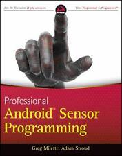 Professional Android Sensor Programming , Milette, Greg