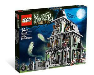 LEGO MONSTERS FIGHTERS - Geisterhaus (10228) OVP / NEU!
