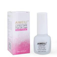 AIMEILI Liquid Latex Peel Off Tape Polish Barrier SHIPPED FROM US FREE SHIPPING