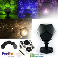 Celestial Star Cosmos Night Lamp Night Lights Projection Projector Starry Sky ❤