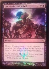 Zénith de Noirsoleil PREMIUM / FOIL VF - French Black Sun's Zenith - Magic mtg