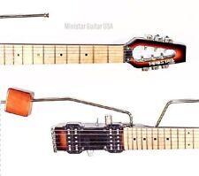 Original Ministar Lestar Pro Full Scale Travel & Guitar built in Headphone Amp