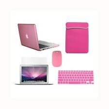 """Crystal See Thru Hard Case Cover for Macbook Pro 15"""" with or without Retina"""