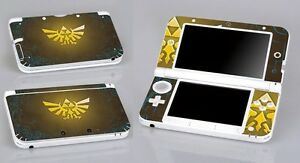 Zelda 255 Vinyl Decal Skin Sticker Cover for Nintendo 3DS XL/LL
