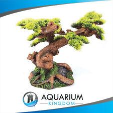 #18789 Kazoo Bonsai Plant - Medium - Aquarium Tree Ornament Fish Tank Decoration