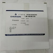 New Fisher Controls R1061X00302 Type 1061 Size 30 Rotary Actuator Rebuild Kit