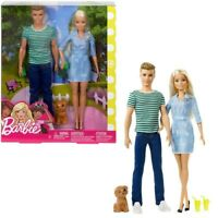 Barbie + Ken E Accessori Mattel Ftb72