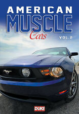 American Muscle Cars Vol 2 [DVD] NTSC American Format NEW