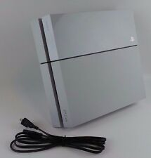 Sony PlayStation 4 White CUH-1115A PS4 500GB Video Gaming Console System #l8wbt0