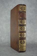 FONTENELLE. ENTRETIENS SUR LA PLURALITÉ DES MONDES. 1724.