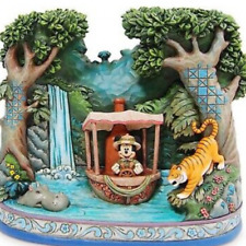 Disney Parks Jungle Cruise Jim Shore Riverboat Statue Figurine New For 2020