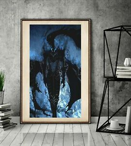 Igris - Solo Leveling Poster, Anime Poster, Leveling Anime Print Poster