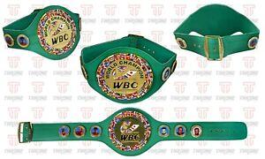 WBC WORLD BOXING CHMPION BELT WRESTLING CHAMPIONSHIP TYSON IBO WBC WBO IBF BELT