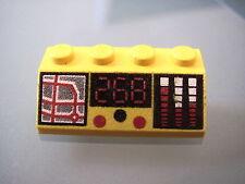 LEGO 3037px8 @@ Slope 45 2 x 4 Map Lines, Bar Gauges Pattern @@ 6433 6434 6435