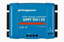 Solar Charge Controller MPPT 50Amp 12V/24V, 100V Max Fangpusun Brand