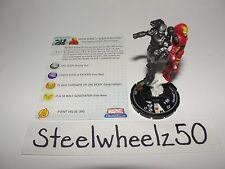 Heroclix Web Of Spiderman Iron Man War Machine #059 Figure Wizkids Super Rare SR