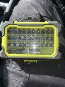 Ryobi RAK31MSDI, 30 Impact Bits + holder 5132004857 (R137)