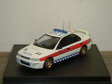 Subaru Impreza WRX Humberside Police GB - Trofeu 624 - 1:43 in Box *38841