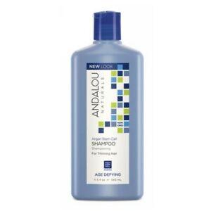 Argan Stem Cell Age Defying Shampoo 11.5 OZ