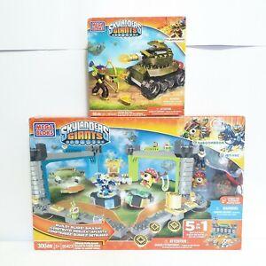 Mega Bloks SkyLander Giants Battle Arena 95423 Troll Tank Gun 95420 Building Kit