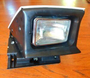 Original 1991-1994 Mercury Capri R Pass HeadLight Assembly w/ Lift Motor & Cover