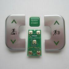 Precor Elliptical D-Pad Rebuild Kit ( 4 pcs. )