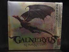 GALNERYUS Resurrection JAPAN CD Katsu Ohta Nozomu Wakai's Destinia Concerto Moon
