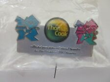 London 2012 Olympic Sponsor/Provider Pin - Thomas Cook Travel
