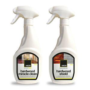 Hardwood Garden Furniture EASY CLEANER + PROTECTOR Sealer teak patio sets 2pk