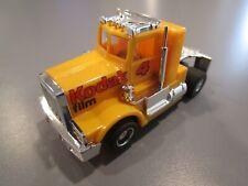 Tyco Peterbilt Semi Truck #4 Kodak Film Yellow