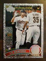 J.D. Martinez 2011 Topps Update Diamond Anniversary Rookie Card #US186 SHARP