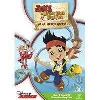 [DVD] Disney's Jake and the Neverland Pirates - Yo Ho Matey's Away