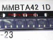 100PCS MMBTA42 A42 1D SOT-23 SMD transistor