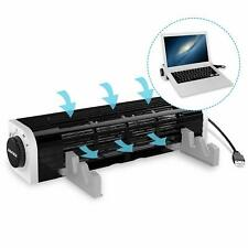 Laptop Cooler,Cooling Pad Super-Silent Three Modes for Laptop/Tablet/Smart Phone