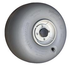 Wheeleez 24cm PU Beachwheel with Twist Lock Knob