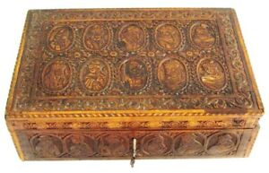 Rare Jewelry Box Persian