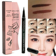 Lasting 7 Days Waterproof Eye Brow Eyeliner Eyebrow Tattoo Pen Brow Liner Pencil