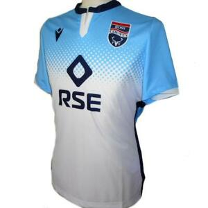 ROSS COUNTY FC Macron Away Football Shirt 2020-2021 NEW Medium Mens Jersey Kit M