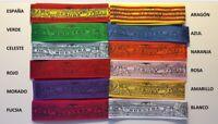 1 Cinta de la medida de la Virgen del PILAR. ZARAGOZA. Elige tu color!!.