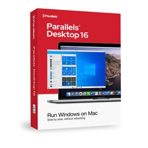 Parallels Desktop 16 für MAC (ESD) Standard Edition Vollversion Download Email