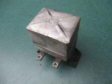Oldtimer SIBA Lima Regler Lichtmaschine WRST/6 130-150/1 Messerschmitt Goggo DKW