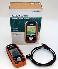 NEW Magellan Triton 2000 Hiking GPS Unit TOPO Maps Camera geocaching waterproof