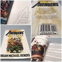 Avengers Assemble Oral History by Bendis Marvel Comics TPB Trade Paperback
