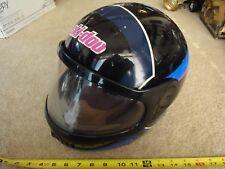 Vintage Ski-Doo snowmobile helmet, size XL, Extra large. Vented. Nice!