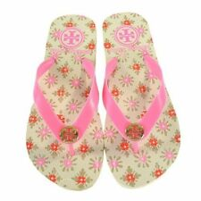 960a50ab055617 Tory Burch Women s Floral Sandals and Flip Flops