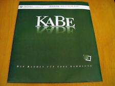 KABE Briefmarken Nachtrag Deutschland 2019 OF mit Schutztaschen