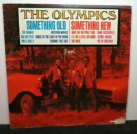THE OLYMPICS SOMETHING OLD SOMETHING NEW (VG+) MW-7003 LP VINYL RECORD