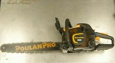 POULAN PRO PR5020 20 in. 50cc 2-Cycle Gas Chainsaw - LIGHTLY USED FREE SHIPPING