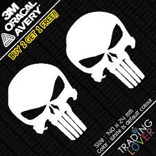 2 x Punishe Sticker Vinyl Slivia Civic Type R Accord EP3 s2000 Funny JDM DRIFT