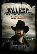 Walker Texas Ranger: One Riot, One Ranger (DVD, 2016)